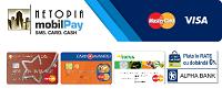 Plata online cu cardul in rate