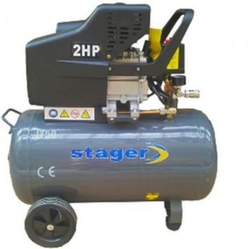 poza Compresor Stager HM2050B 50L 8bar