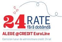 24 Rate fara dobanda prin Euroline