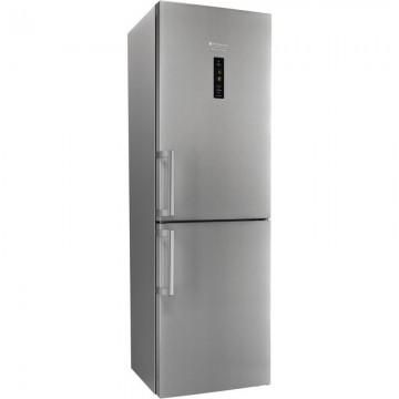 poza Combina frigorifica No Frost XH8 T2Z XOJZH, 340 l, A++, dimensiuni 189 x 60 cm, Inox