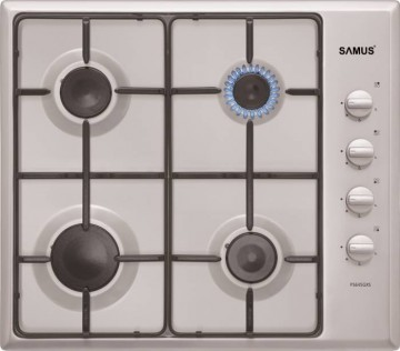 poza Plita Built-in-inox Samus PS645GXS