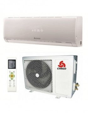 poza Aer conditionat CHIGO Basic Inverter CS-61V3A-W169AE2B 22000 BTU