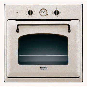 poza Cuptor electric incorporabil Hotpoint Ariston FT 8501 AV/HA, Volum 56 L, Clasa A, Avena