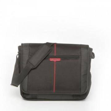 poza Geanta Laptop Verbatim Notebook Messenger Bag Berlin 16 Black