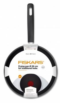 poza Fiskars Tigaie fontă 26 cm