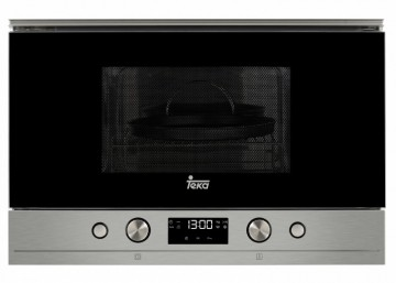 poza Cuptor microunde Teka MWS 22 EGL, incorporabil, balama stanga ,22L, 850W, grill 1200W
