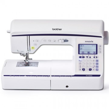 poza Masina de cusut si quilting Brother NV1800Q