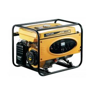 poza Generator de curent monofazat Kipor KGE6500X OPEN FRAME 5500VA 389cmc 83Kg