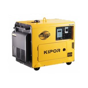 poza Generator insonorizat Kipor KDE 6700 TA