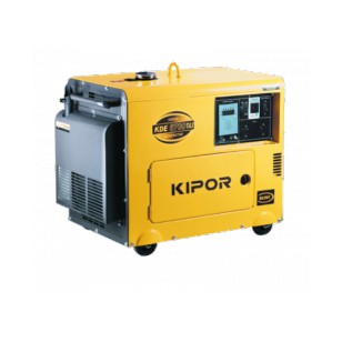 poza Generator insonorizat Kipor KDE 6700 TA3