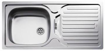 poza Chiuveta inox microtexturat Teka Standard Line Infant , reversibila , 1 cuva, 1 picurator