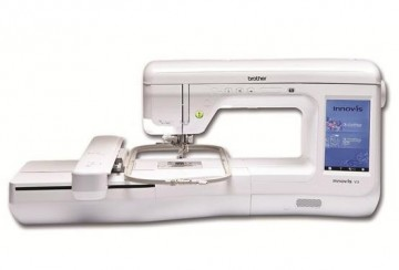 poza Masina brodat casnica Brother INNOV-IS V3 227 modele broderii Arie 300 x 180 mm