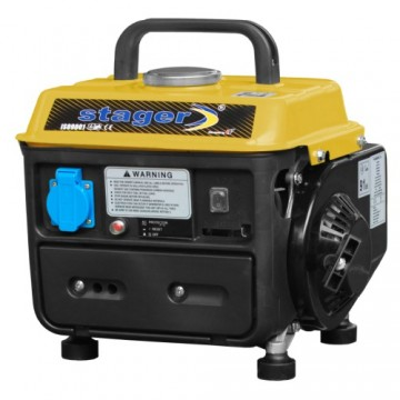 poza Generator open frame benzina Stager GG 950DC