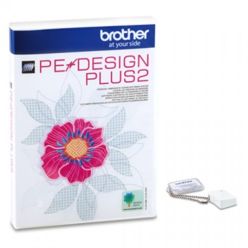 poza Software broderie Brother Pe Design Plus 2
