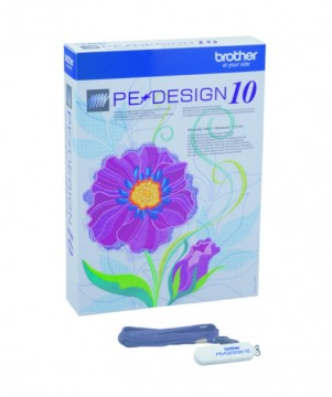 poza Software de broderie Brother Pe Design 10
