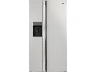 poza Frigider Side by Side TEKA  NFE 3 650 X  finsaj Inox anti-pata, Full No Frost, volum total(brut) 616l, volum net frigider 338 l,