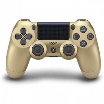poza Controller Wireless Sony DualShock 4 Gold V2