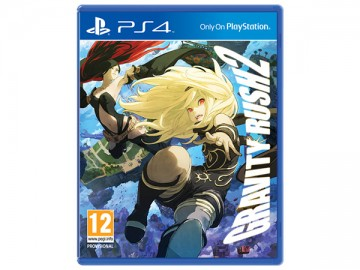 poza Joc Play Station 4 Gravity Rush 2