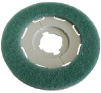 poza Disc verde polisher