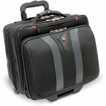 poza Troler Wenger Granada Wheeled 17inch Notebook Case Grey