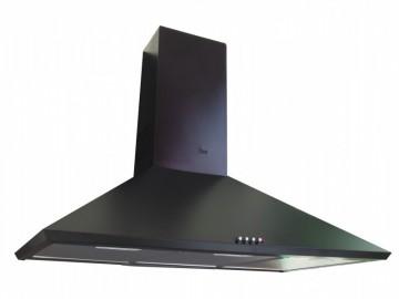 poza Hota Incorporabila Teka DBB 90 Black 475 mch Forma piramida Turbina dubla