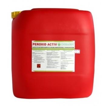 poza Dezinfectant detartrant cu pH acid pt mulgatori Peroxid Activ 5 kg