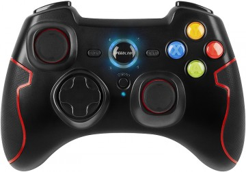 poza Gamepad wireless SPEEDLINK Torid pentru PC, PS3 SL-6576-BK-02