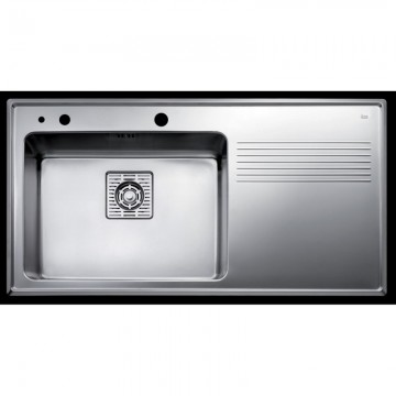 poza Chiuveta bucatarie Teka Premium Line Frame 1B 1D Plus, inox