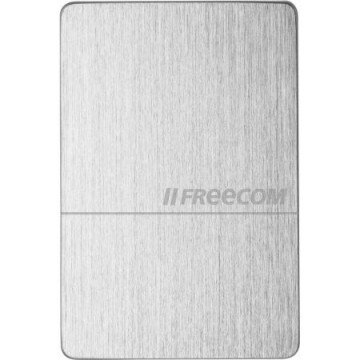poza HDD extern Freecom Mobile Drive Metal, 2TB, 2.5