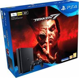 poza Sony Consola PS4 Slim 1TB Chassis Black + Tekken 7 ps-so-9856269