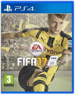 poza Joc Play Station 4 FIFA 17 PS-SO-6116377