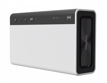 poza Boxa mobila CREATIVE iROAR 2 - BLUETOOTH Speaker, white