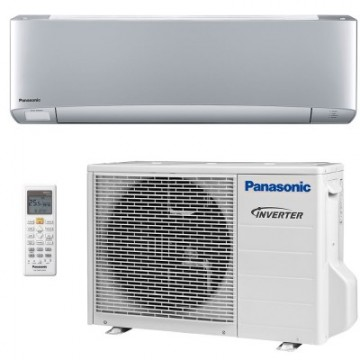 poza Aparat aer conditionat Panasonic KIT-XZ9SKE, A+++, 9000BTU, R32, SILVER