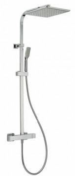 poza Sistem de duş termostatic Formentera Teka FORMENTERA 62.238.02.00, finisaj crom