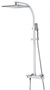 poza Sistem de duş Formentera Teka FORMENTERA 62.298.02.00, finisaj crom