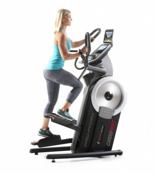 poza Stepper Eliptic Pro Form Cardio Hit Trainer