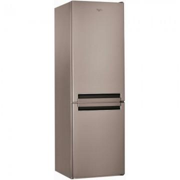 poza Combina frigorifica Whirlpool BSFV 8353 OX, 337 l, Clasa A+++, Inox