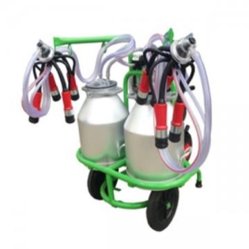 poza Aparat de muls vaci T230X2 Aluminiu IC, Green Line, A18001500, 30 l