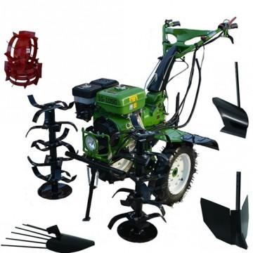 poza Motocultor profesional BSR   1G105-9 Putere motor 9hp Gardenia  B03015005