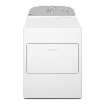 poza Uscator rufe Semi Profesional Whirlpool, made in USA, 15 KG, 3LWED4830FW