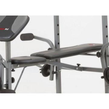 poza Banca multifunctionala EVERFIT WBK-500, Pliabila, Greutate maxima suportata: 200 kg