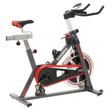 poza Bicicleta spinning TOORX SRX 60, Volanta 20 kg
