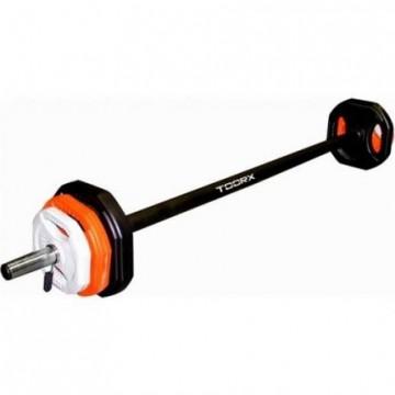 poza Haltera Body Pump TOORX 20 KG, Ajustabila