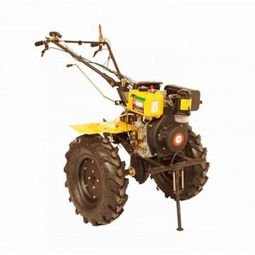 poza Motosapa ProGarden HS1100AE diesel 7CP pornire electrica