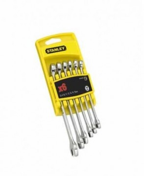 poza Set 6 chei combinate STANLEY FATMAX