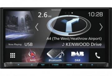 poza Sistem de navigatie auto Kenwood DNX-8170DABS