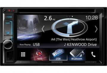 poza Pachet Sistem de navigatie auto Kenwood DNX-5170BTS + Camera filmat in trafic DRV-N520