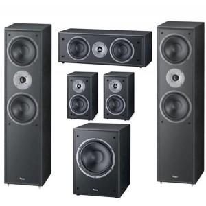 poza Pachet Boxe home cinema 5.1 Magnat Monitor Supreme 802 - 102 - 252 - Sub 202 A
