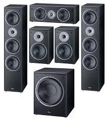 poza Pachet Magnat Monitor Supreme 1002 + 102 + 252 + SUB302A 5.1  + Denon AVR-X1400