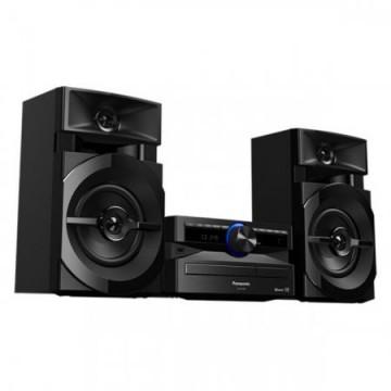 poza Sistem audio Panasonic SC-UX100E-K, 300W, Bluetooth, Negru